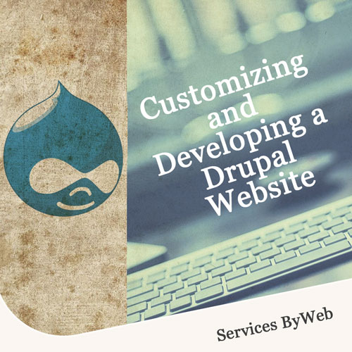 Customizing and Developing a Drupal Website