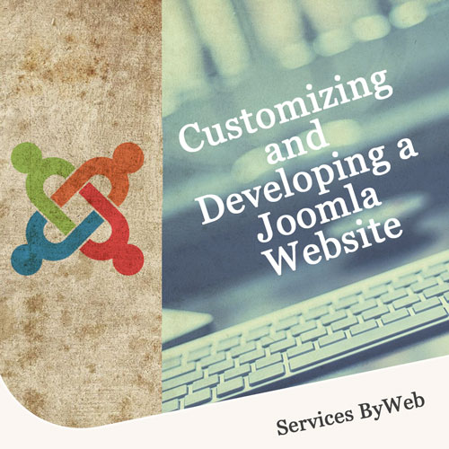 Customizing and Developing a Joomla Website