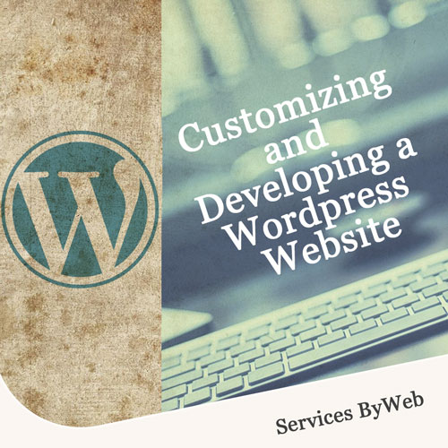 Customizing and Developing a Wordpress Website