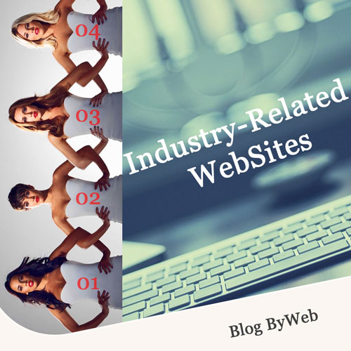 Industry-related websites