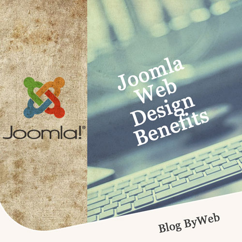 Joomla Web Design Benefits