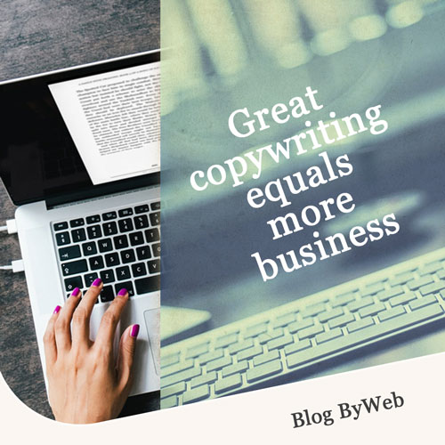 Great copywriting equals more business